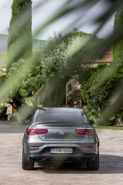 2020 Mercedes-AMG GLC 43 4Matic coupé 18