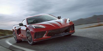2020 Chevrolet Corvette ( C8 ) Stingray 1