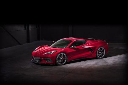 2020 Chevrolet Corvette ( C8 ) Stingray 8