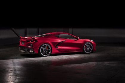 2020 Chevrolet Corvette ( C8 ) Stingray 12