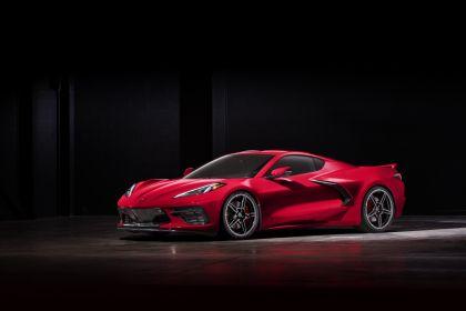 2020 Chevrolet Corvette ( C8 ) Stingray 19