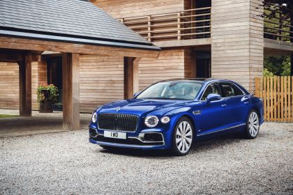 2019 Bentley Flying Spur first edition 1