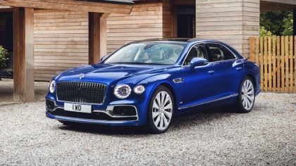 2019 Bentley Flying Spur first edition 7