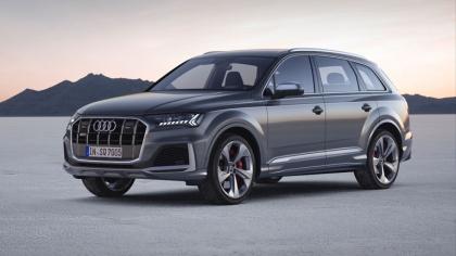2019 Audi SQ7 TDI 7