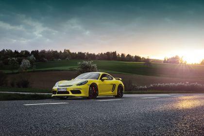 2019 Porsche 718 Cayman by Techart 10