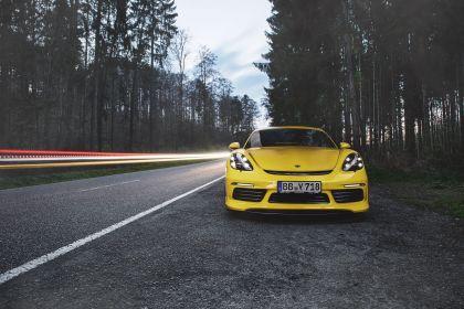 2019 Porsche 718 Cayman by Techart 11