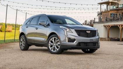 2020 Cadillac XT5 Sport 6