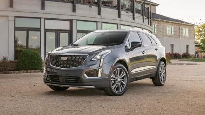 2020 Cadillac XT5 Premium Luxury 2