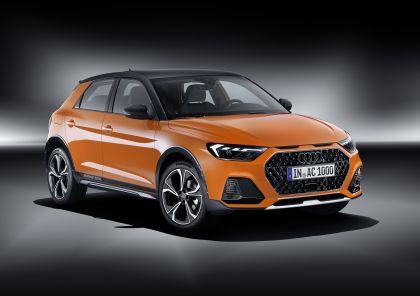 2019 Audi A1 Citycarver 1