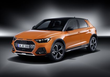 2019 Audi A1 Citycarver 2