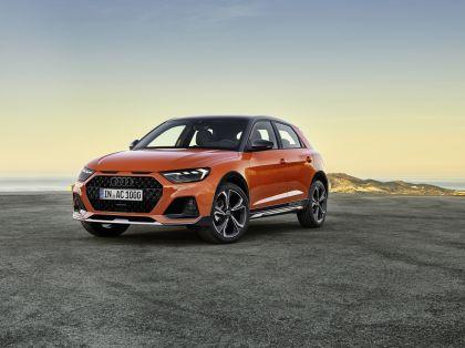 2019 Audi A1 Citycarver 8
