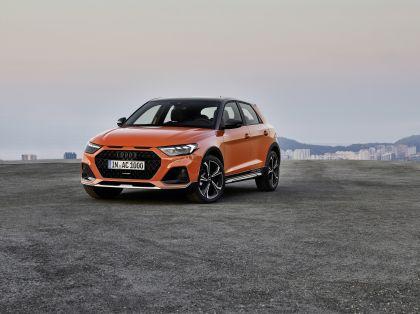 2019 Audi A1 Citycarver 11