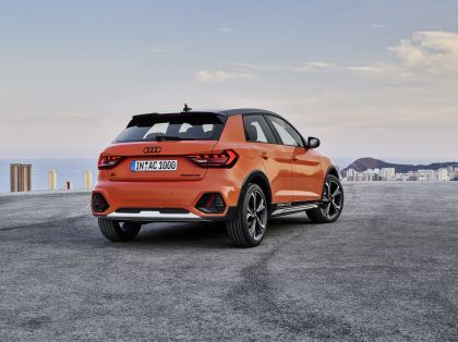 2019 Audi A1 Citycarver 13