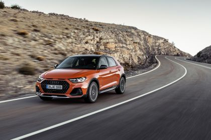 2019 Audi A1 Citycarver 19