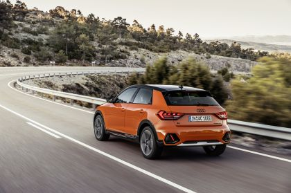 2019 Audi A1 Citycarver 20