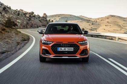 2019 Audi A1 Citycarver 22