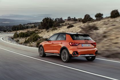 2019 Audi A1 Citycarver 26