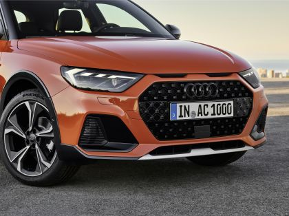 2019 Audi A1 Citycarver 29
