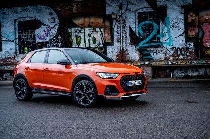 2019 Audi A1 Citycarver 35