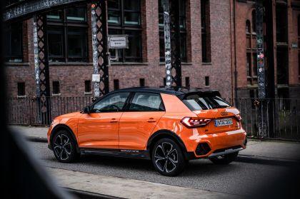 2019 Audi A1 Citycarver 45