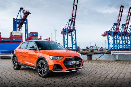 2019 Audi A1 Citycarver 48