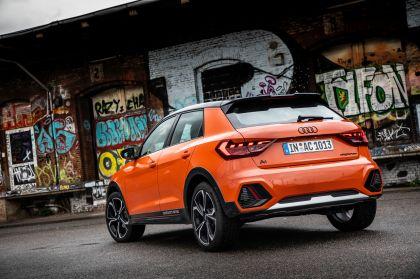 2019 Audi A1 Citycarver 50