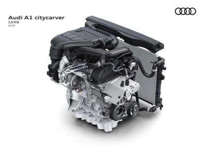 2019 Audi A1 Citycarver 58