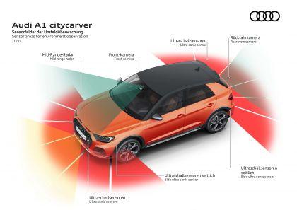 2019 Audi A1 Citycarver 60