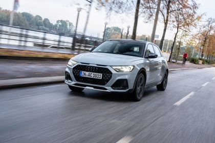 2019 Audi A1 Citycarver 70
