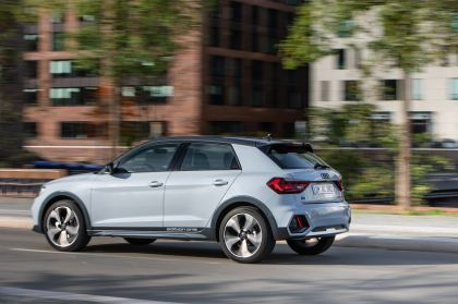2019 Audi A1 Citycarver 74