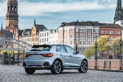 2019 Audi A1 Citycarver 76