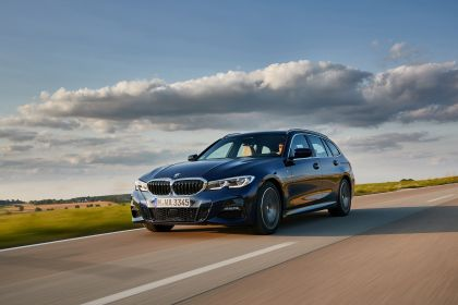2020 BMW 330d ( G21 ) xDrive Touring 5