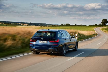 2020 BMW 330d ( G21 ) xDrive Touring 6
