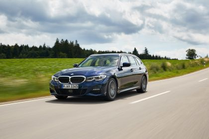 2020 BMW 330d ( G21 ) xDrive Touring 17