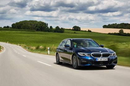 2020 BMW 330d ( G21 ) xDrive Touring 19