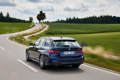 2020 BMW 330d ( G21 ) xDrive Touring 20