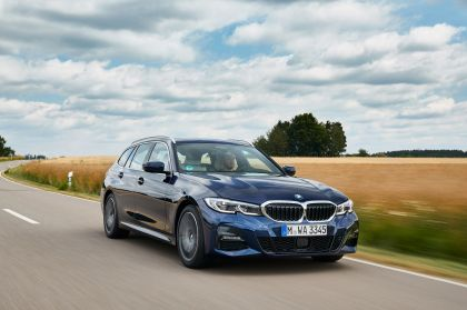 2020 BMW 330d ( G21 ) xDrive Touring 21