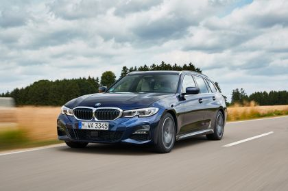 2020 BMW 330d ( G21 ) xDrive Touring 22