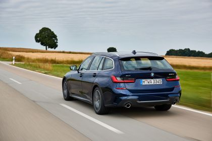 2020 BMW 330d ( G21 ) xDrive Touring 35