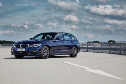 2020 BMW 330d ( G21 ) xDrive Touring 55