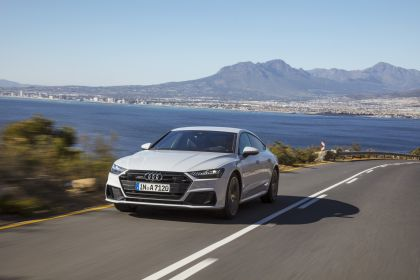 2019 Audi A7 - USA version 45