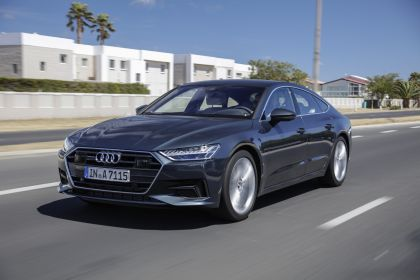 2019 Audi A7 - USA version 60