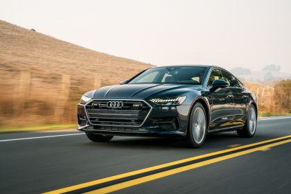 2019 Audi A7 - USA version 67