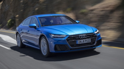 2019 Audi A7 - USA version 6