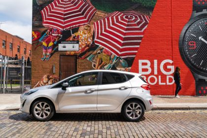 2019 Ford Fiesta Trend - UK version 6