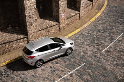 2019 Ford Fiesta Trend - UK version 8