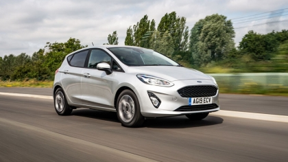 2019 Ford Fiesta Trend - UK version 7