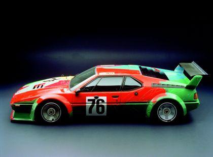 1979 BMW M1 ( E26 ) Procar Art Car by Andy Warhol 2
