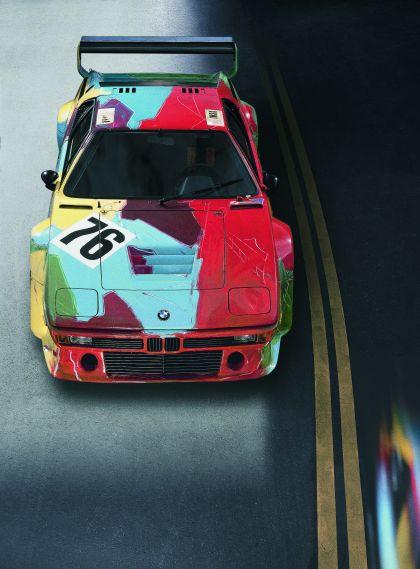 1979 BMW M1 ( E26 ) Procar Art Car by Andy Warhol 4