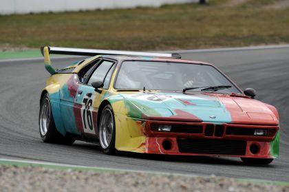 1979 BMW M1 ( E26 ) Procar Art Car by Andy Warhol 10